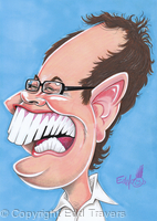Edd's Heads: Alan Carr
