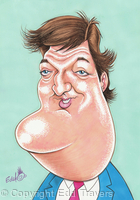 Edd's Heads: Stephen Fry