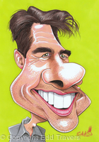 Edd's Heads: Tom Cruise