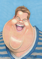 Edd's Heads: James Corden