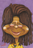 Edd's Heads: Whoopi Goldberg