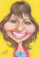 Edd's Heads: Lorraine Kelly