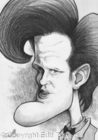 Edd's Heads: Matt Smith as Doctor Who