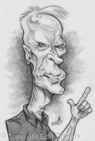 Edd's Heads: Clint Eastwood