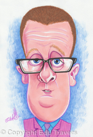 Edd's Heads: Frankie Boyle