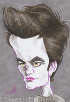 Edd's Heads: Robert Pattinson