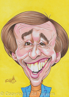 Edd's Heads: Alan Partridge