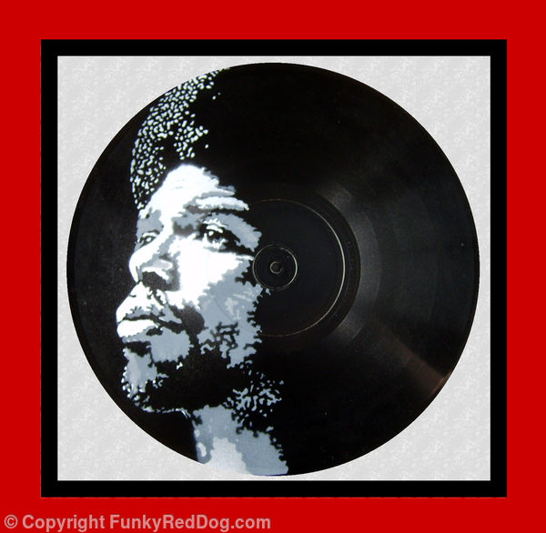 Gil Scott Heron on Vinyl