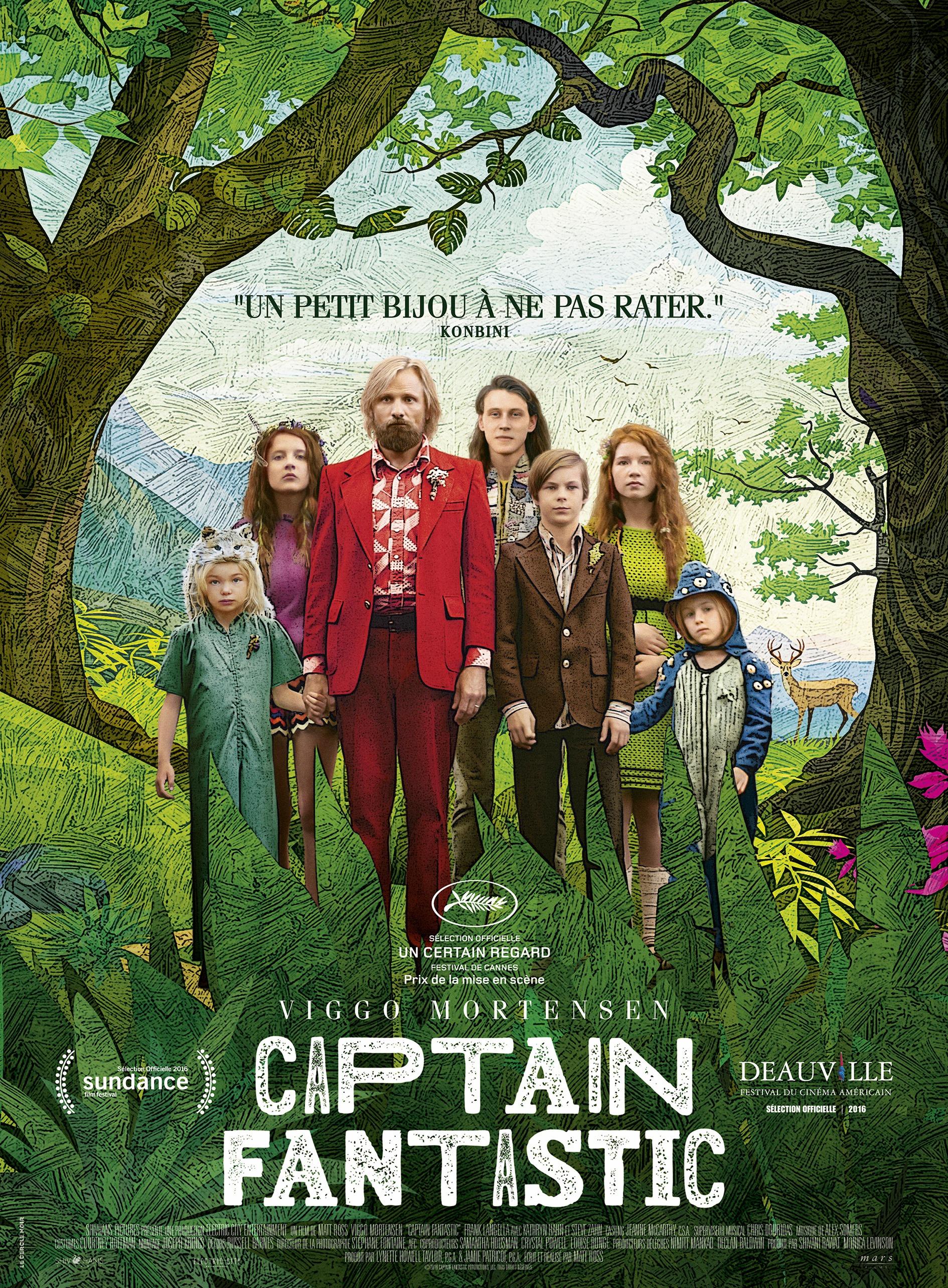 Капитан фантастик - фильмы о путешествиях