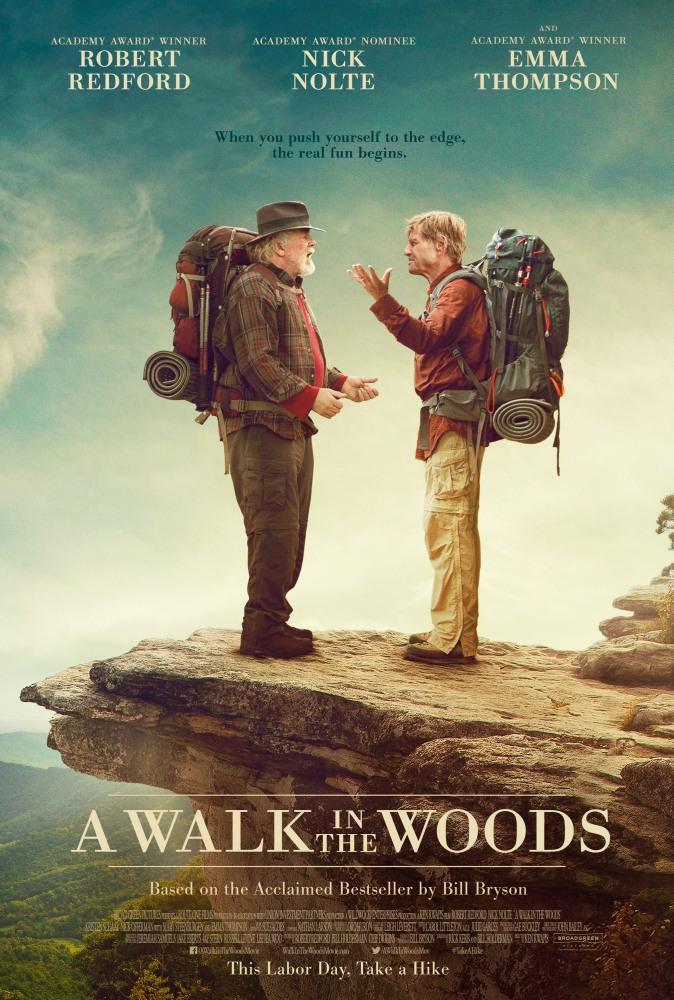 Прогулка по лесам - фильмы о путешествиях
