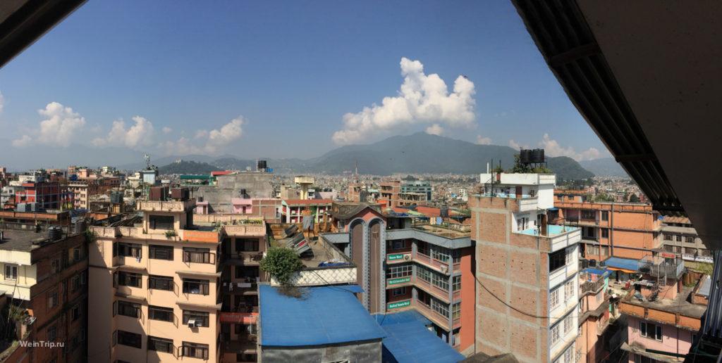Первые дни в Катманду