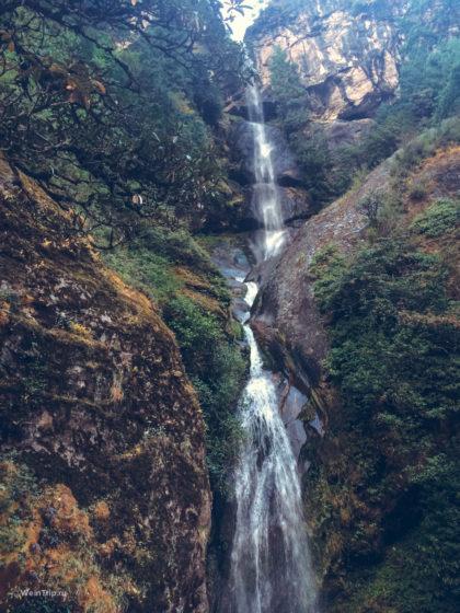 водопад в Бенкаре