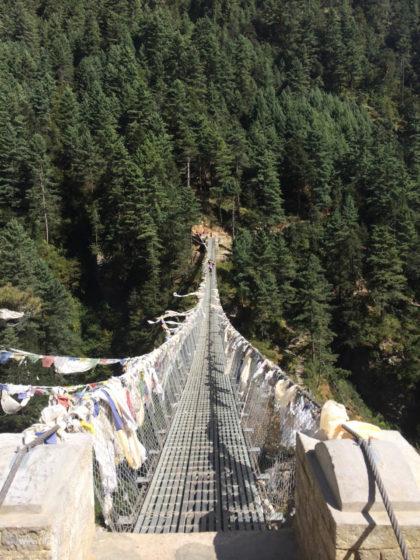 Мосты в Непале