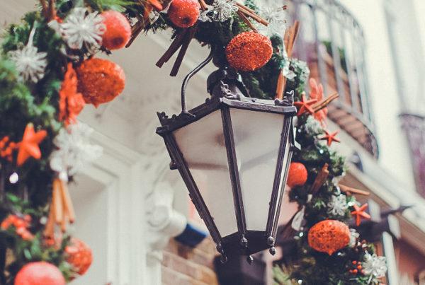 Празднование Рождества и Нового Года в Англии