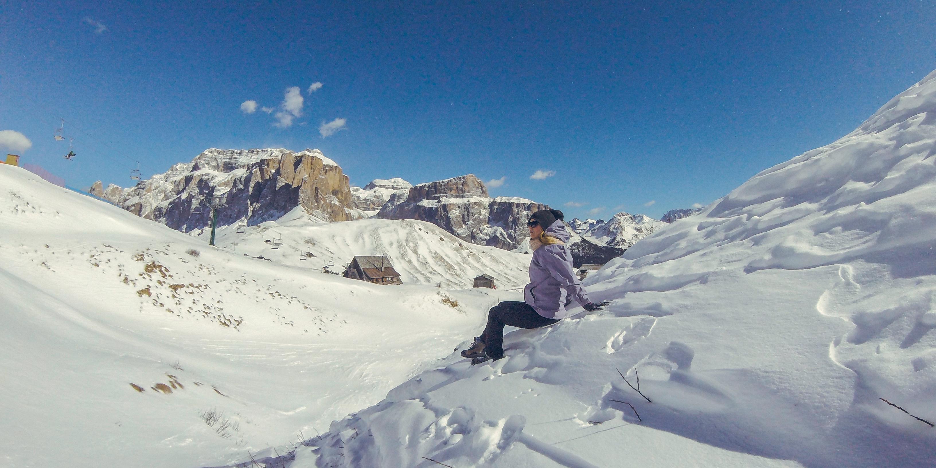 Путешествие по Доломитовым Альпам в Италии
