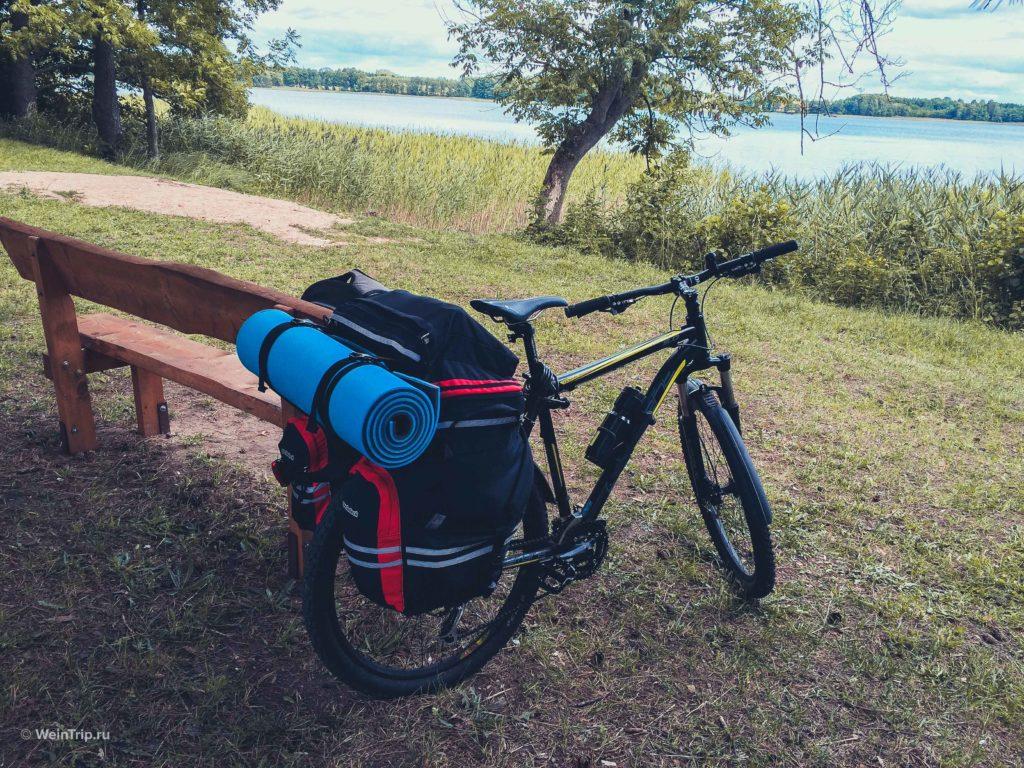 Путешествие на велосипеде по Европе