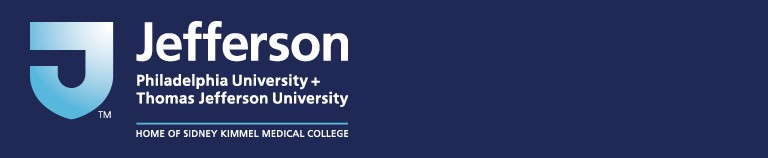 Thomas Jefferson University Banner