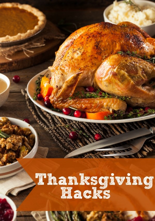 5 Thanksgiving Day Hacks That Will Save You Time
