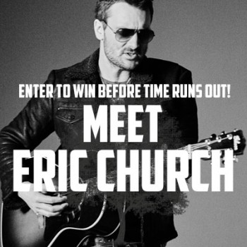 Meet Eric Church