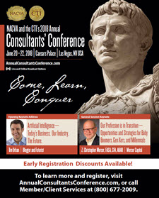 2018 Annual Consultants' Conference