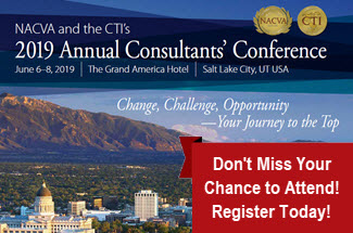 2019 Annual Consultants' Conference  Register Now!