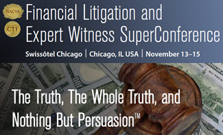 Financial Litigation and Expert Witness SuperConference