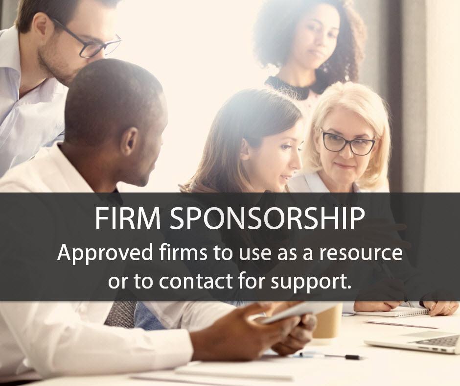 Firm Sponsorship