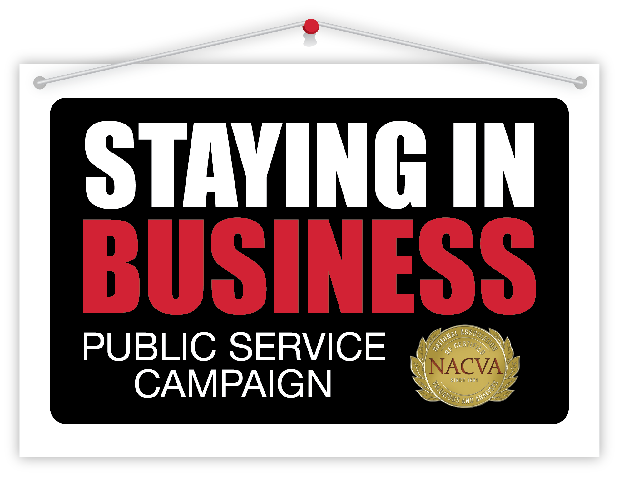 Styaing in Business