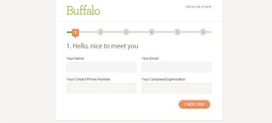 Buffalo - Proposal Planner