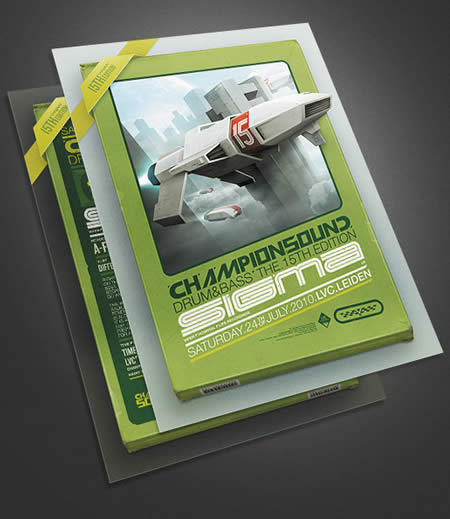 Champion Sound 15
