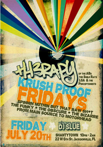 Krush Proof Fridays