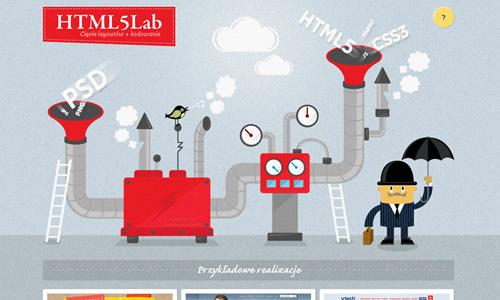 HTML 5 lab