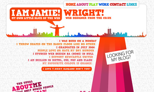 I am Jamie