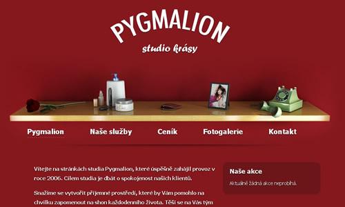 Studio krasy Pygmalion