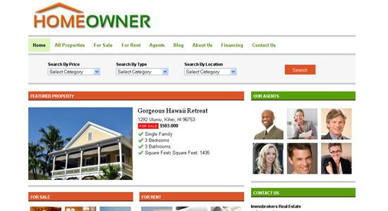 Home Owner Real Estate