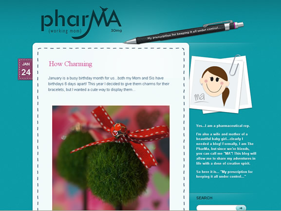 The Pharma Blog