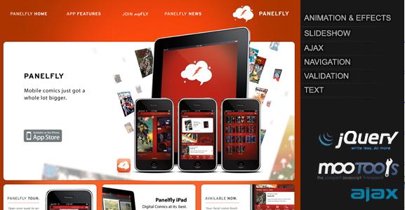 Panelfly