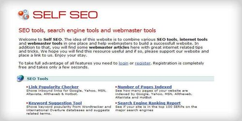 how to optimise search engine ranking