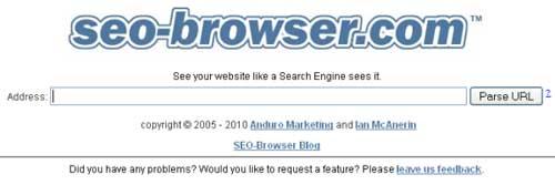 Seo Browser Seo