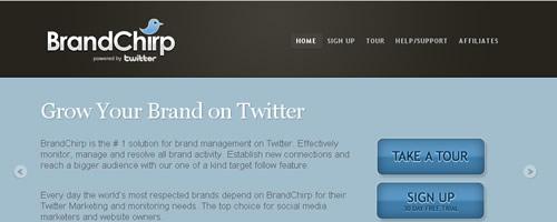 BrandChirp