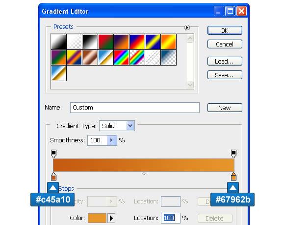 Add gradient on header