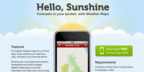 App-weathermaps