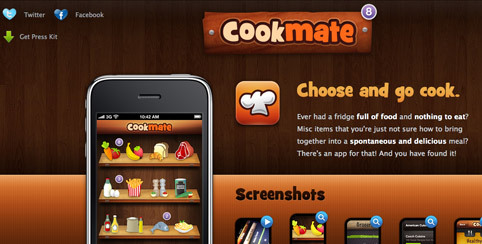 App-cookmate