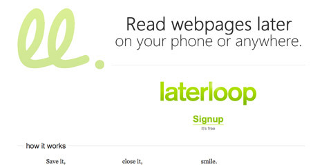 App-laterloop