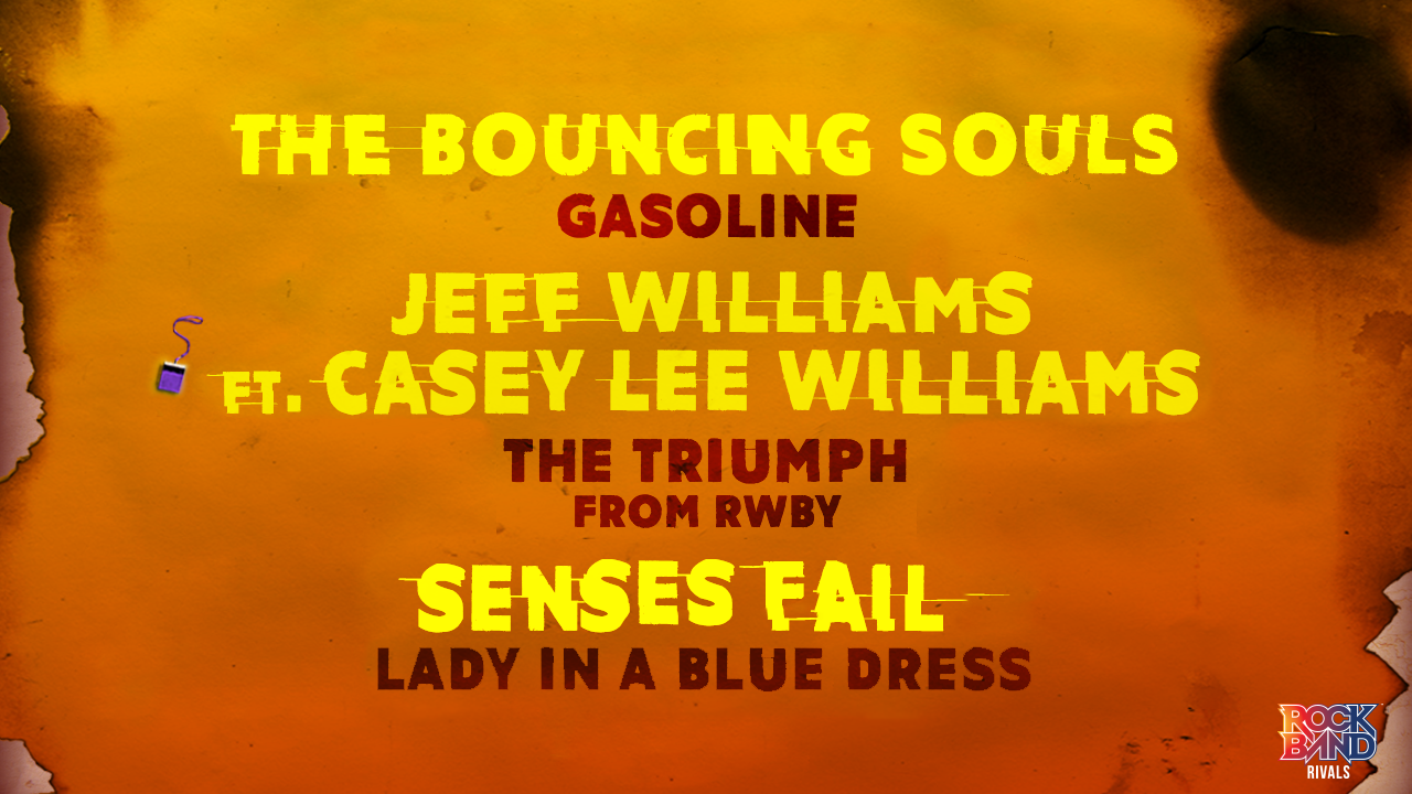 DLC Week of 2/07: The Bouncing Souls, Jeff Williams ft. Casey Lee Williams, and Senses Fail!