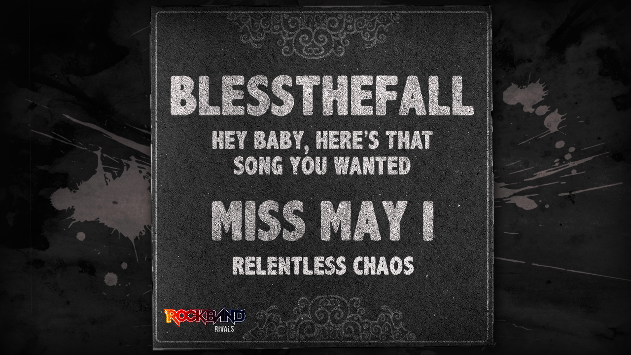 DLC Week of 6/21: Blessthefall and Miss May I!