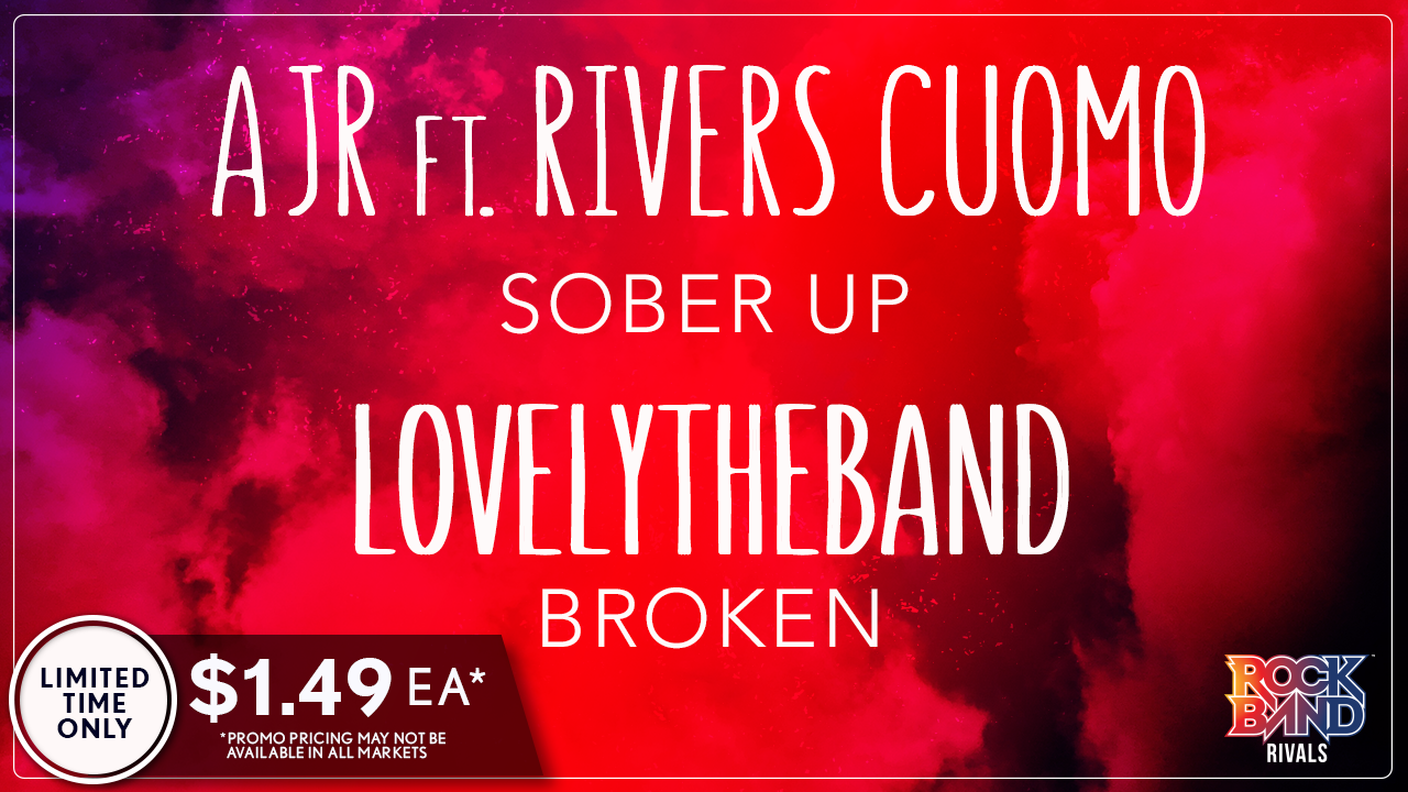 DLC Week of 8/23: AJR ft. Rivers Cuomo and lovelytheband!