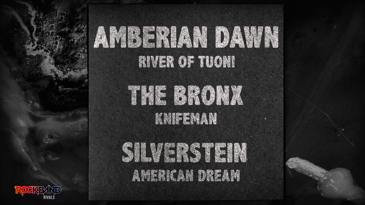 DLC Week of 8/30: Amberian Dawn, The Bronx, and Silverstein!