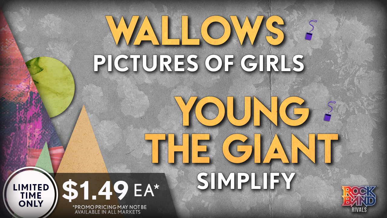 DLC Week of 9/13: Wallows and Young The Giant!