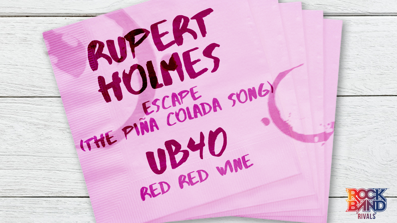 DLC Week of 9/06: Rupert Holmes and UB40!
